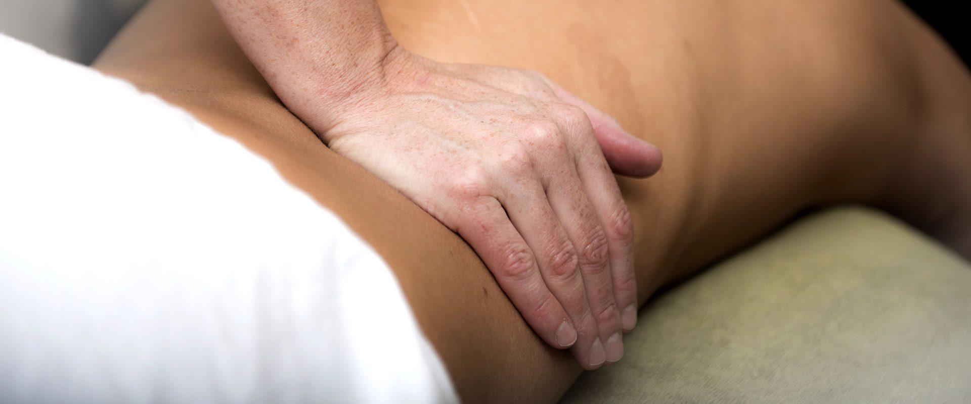 Rug-schouder-nek massage - Bicasa